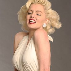 Marilyn Monroe by Suzie Kennedy