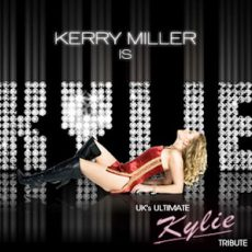 Kylie Minogue by Kerry Miller