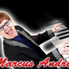 Marcus Andrew as Elton John