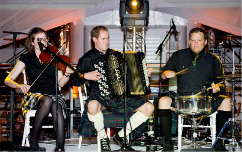 Hire Hotscotch Professional Ceilidh Band