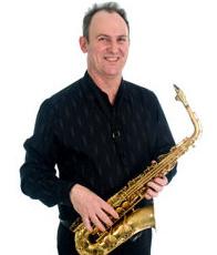 John Kennedy – Saxophonist