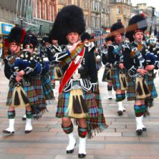 Royal Burgh of Stirling Pipe Band