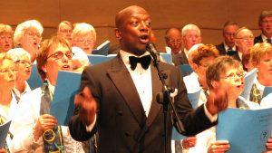 Tony Henry Opera Singer -Neil Drover