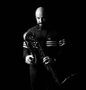 Bobby Wishart - The Saxophonist
