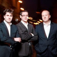 The Euan Stevenson Jazz Trio