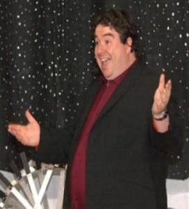 Scott Cuthbertson Magician Neil Drover Agency