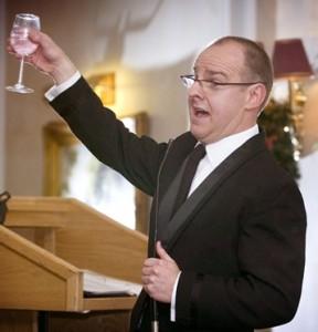 Eric Davidson After Dinner Speaker-Neil Drover Agency