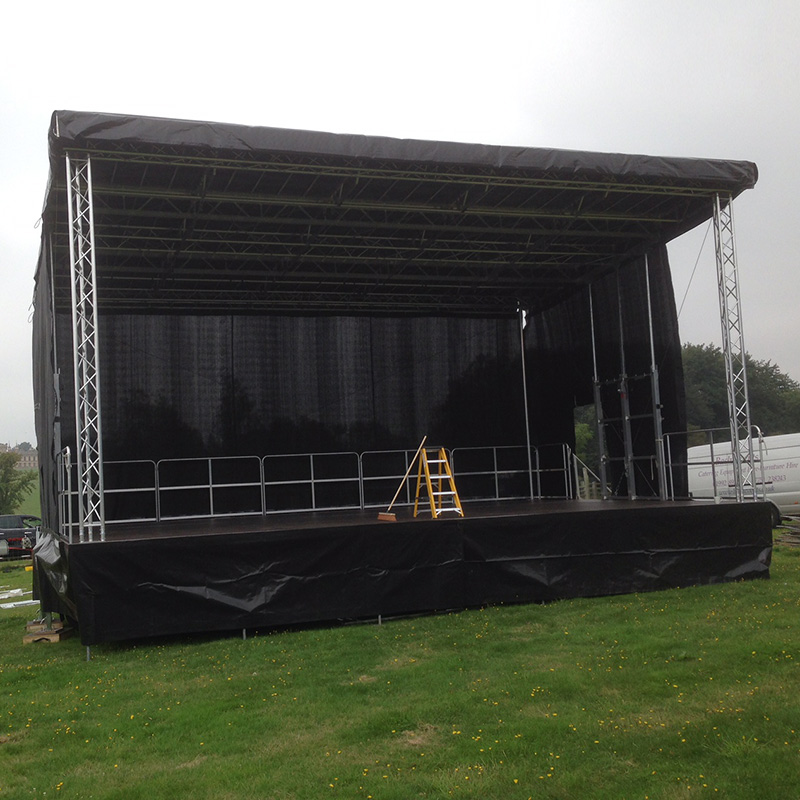 Stages, Lighting & Prop Hire