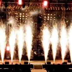 Indoor Pyrotechnics