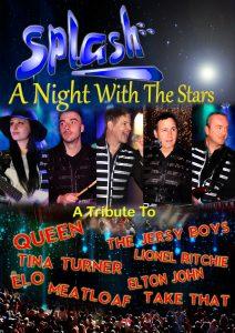 Splash Stars Show web