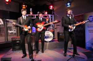 Them Beatles tribute band Neil Drover Agency