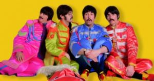 Them Beatles tribute band Neil Drover