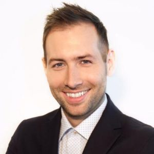TV Presenter David Farrell Neil Drover Agency