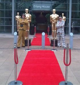 Paparazzi with Oscars