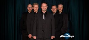 The Silver Kings wedding band. Neil Drover Agency