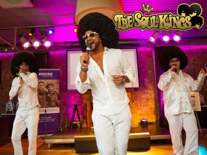The Soul Kings Tribute Band. Neil Drover Agency