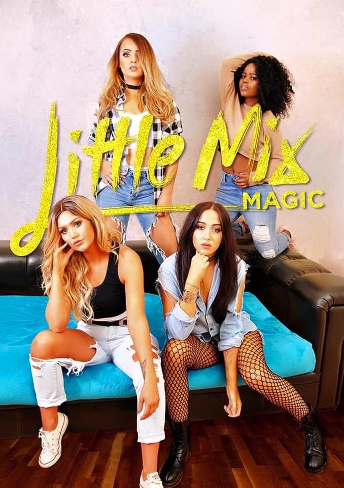 Little Mix Magic Tribute To The Fabulous Little Mix