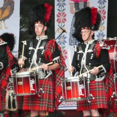 The Royal Burgh of Renfrew Pipe Band