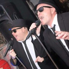 Glasgow Blues Brothers
